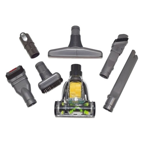 Dyson DC28 and DC29 Vacuum Cleaner Tool Set with Mini Turbo Floor Tool