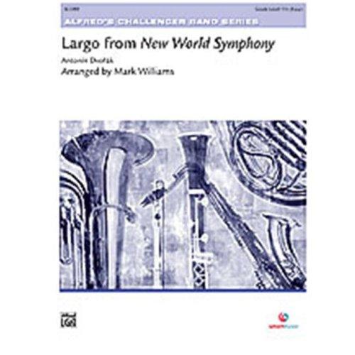 Alfred 00-26800 DVORAK-LARGO- NEW WORLD SYM-CH