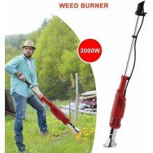2000W Electric Weed Burner Garden Gear Weed Burner Hot Air Weed Killer