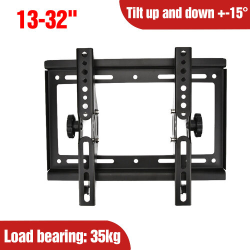 """TV WALL BRACKET MOUNT 13 -32"""" inch 75x75 200x200mm Holder Universals"""
