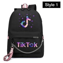 TikTok Backpack | School Rucksack