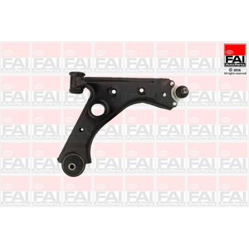 Front Right FAI Wishbone Suspension Control Arm SS6069 for Vauxhall Corsa 1.2 Litre Petrol (03/07-04/10)