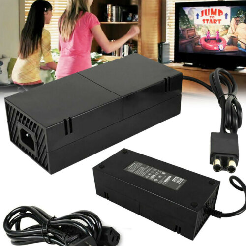 Xbox One Power Supply Brick, AC Adapter Power Supply Xbox One Replacement Parts