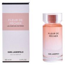 Karl Lagerfeld Fleur de Pecher Eau de Parfum Spray 100ml