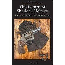 The Return of Sherlock Holmes (wordsworth Classics) - Used