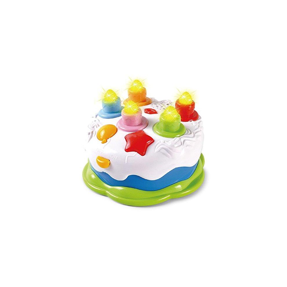 Fantastic Baoli Blowing Candles Birthday Cake Toy Food Play Set For Kids Funny Birthday Cards Online Drosicarndamsfinfo
