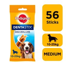 PEDIGREE DentaStix Medium Dog Dental Chews 56 Stick