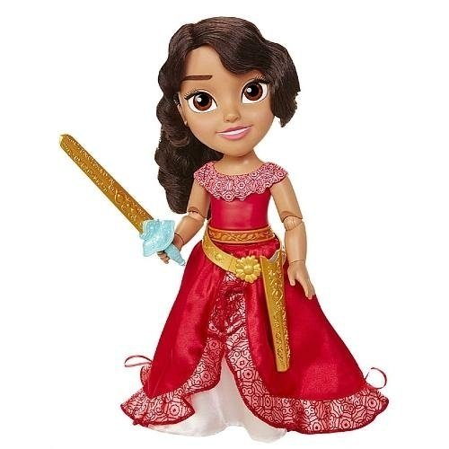 Elena Of Avalor Action Adventure Doll