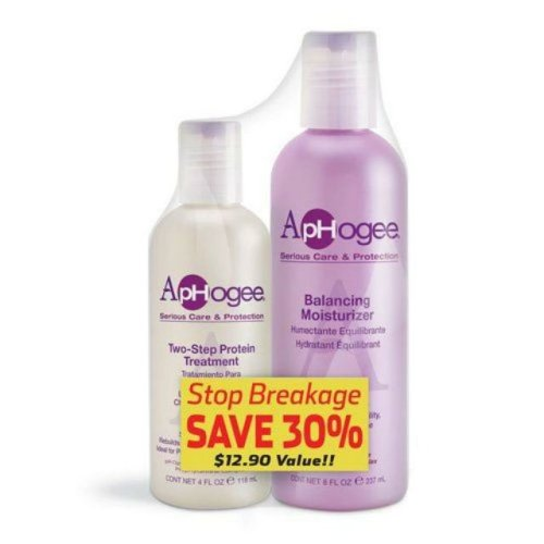 Aphogee Balancing Moisturizer with Two Step Protein Treatment
