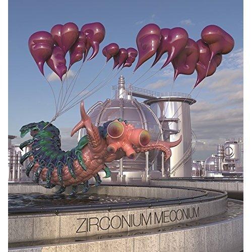 Fever the Ghost - Zirconium Meconium [CD]