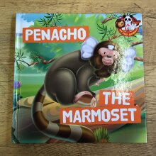 Penacho The Marmoset (My Zoo Animals) Book - Used