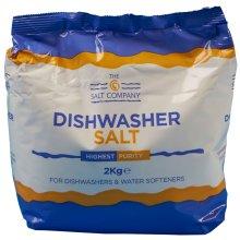 The Salt Company Dishwasher Salt - 1x2kg
