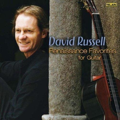 Russell David - Renaissance Favorites [CD]