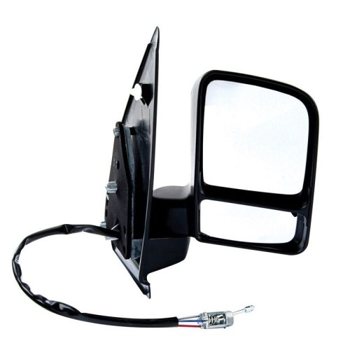 Ford Transit Connect Van 2002-2009 Cable Black Wing Door Mirror Drivers Side