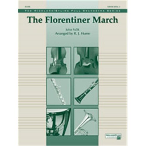 Alfred 00-42072 FLORENTINER MARCH-THE-HFO
