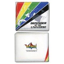 Wallet - Voltron - New Battle Pose Defender of the Universe 5 Color Bi-Fold ge61805