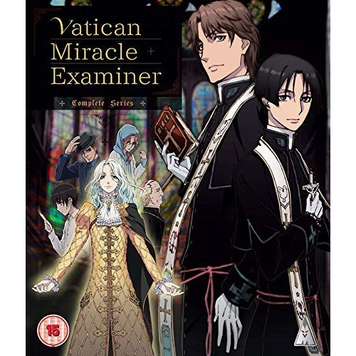 Vatican Miracle Examiner Collection Blu-Ray [2019]