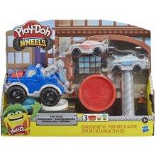 Play-Doh Hasbro Tow Truck