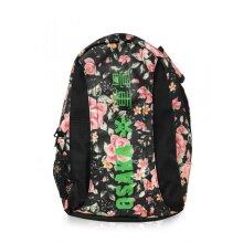 Osaka Junior Backpack - Vintage Flowers (2018/19)