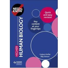 Need to Know: Higher Human Biology