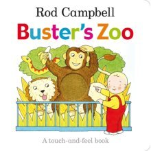 Buster's Zoo (Board book)