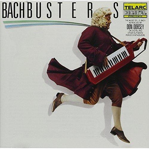 Don Dorsey - Bachbusters [CD]