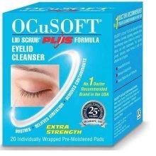 Ocusoft Lid Scrub Plus Extra Strength - 20 Pads