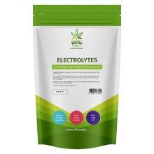 Electrolyte Tablets Essential Hydration Salts Blend Vegan Potassium Magnesium Tablets