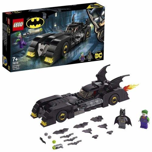 LEGO Batman Batmobile: Pursuit of The Joker | Lego Batmobile