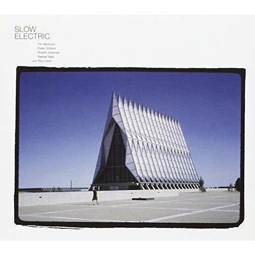 Slow Electric - Slow Electric [CD]