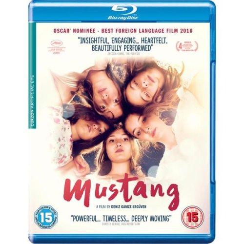 Mustang Blu-Ray [2016] - Used