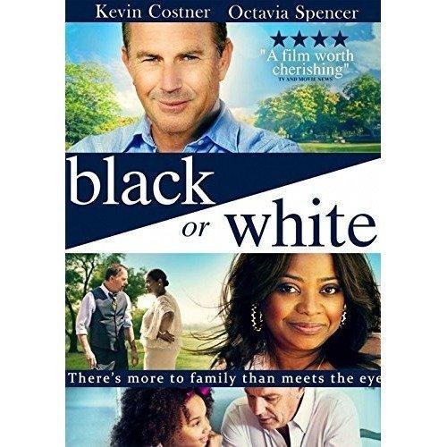 Black Or White DVD [2016]