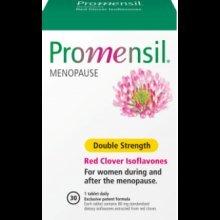 Promensil - Menopause Double Strength Red Clover Isoflavones 30Vtabs