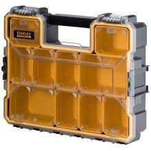 Stanley FatMax Deep Waterproof Pro Tool Rack Organizer Tool Screw Storage Box Metal Latch