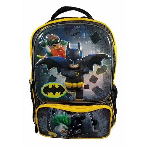 Backpack Lego Batman 3D Molded 16
