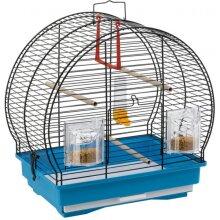 birdcage Luna 1 40 x 23,5 x 38,5 cm blue