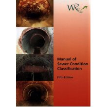 Manual of Sewer Condition Classification 5th Ed - Paperback - Good Condition - Used
