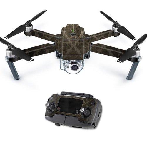 MightySkins DJMAVPRO-Vintage Elegance Skin Decal Wrap for DJI Mavic Pro Quadcopter Drone Cover - Vintage Elegance