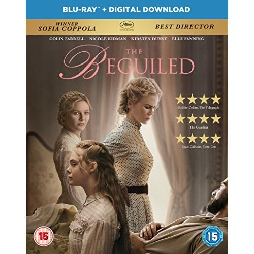 The Beguiled Blu-Ray [2017]