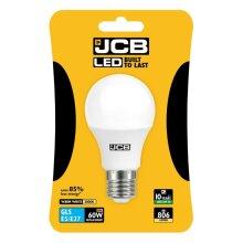 JCB LED A60 806lm Opal 10w E27 2700k [S10993]