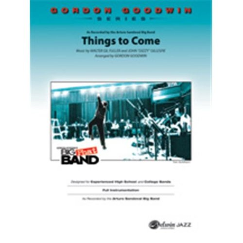 Alfred 00-40373 THINGS TO COME-JGG