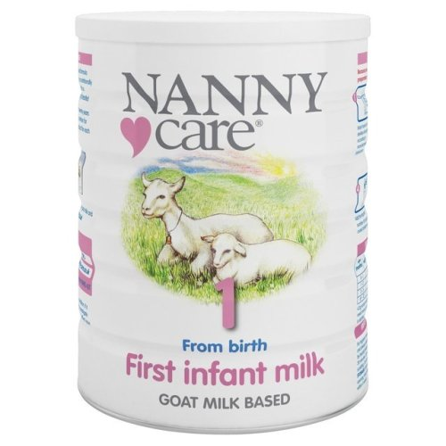 Nanny Care First Infant Milk   Goat Milk Powder 900g
