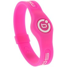 Bioflow Band Neon Pink/White M