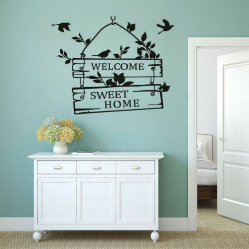 Wall Decal Stickers DIY Removable Vinyl Home Sitting Room Decor Art Quotes Nice