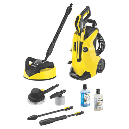 Kärcher K4 Full Control Pressure Washer With Car & Home Kit