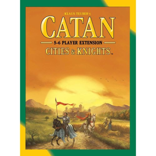Catan - Cities & Knights 5 - 6 Player Extension