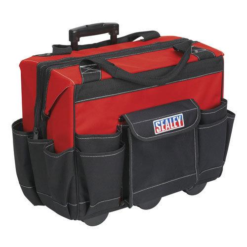 Sealey AP512 450mm Heavy-Duty Tool Storage Bag on Wheels