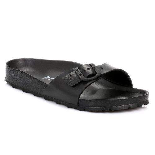 Birkenstock Womens Black Madrid EVA Sandals