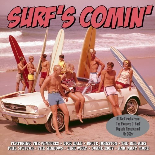 Surfs Comin Reissued and Updated Box Set Original Recording Remastered ... [CD]