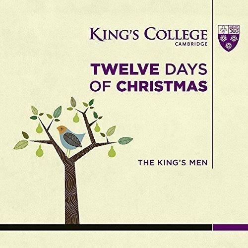 The Kings Men - Twelve Days of Christmas [CD]